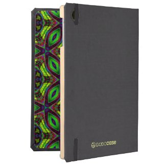 Bright Kaleidoscope Muti-Color iPad Air DODOcase