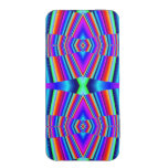 Bright Rainbow colors Pattern iPhone SE/5/5S/5C Pouch