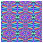 Bright Rainbow pattern Fabric