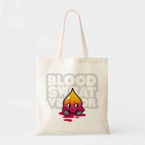 BSV Logo Character Bag bag