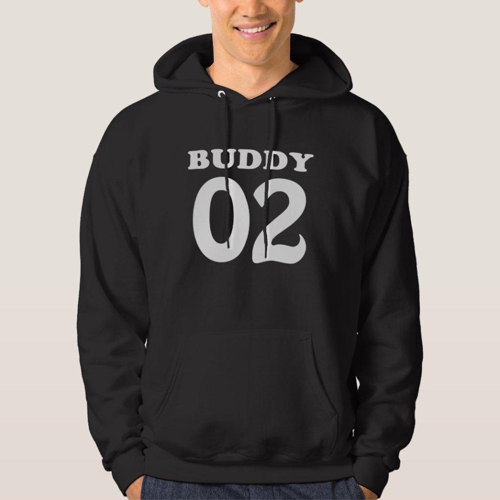Buddy 02 hoodie