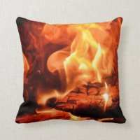 Fireplace Pillows