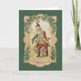 Victorian Christmas Cards