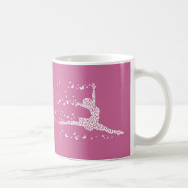Butterfly Dancer Coffee Mug
