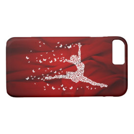 Butterfly Dancer iPhone 8/7 Case