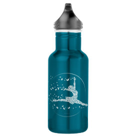 Butterfly Dancer Water Bottle