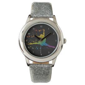 Butterfly Dancer Wristwatch