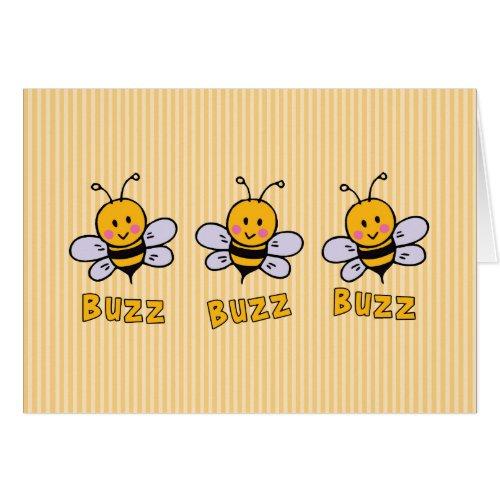 Buzz Buzz Bee