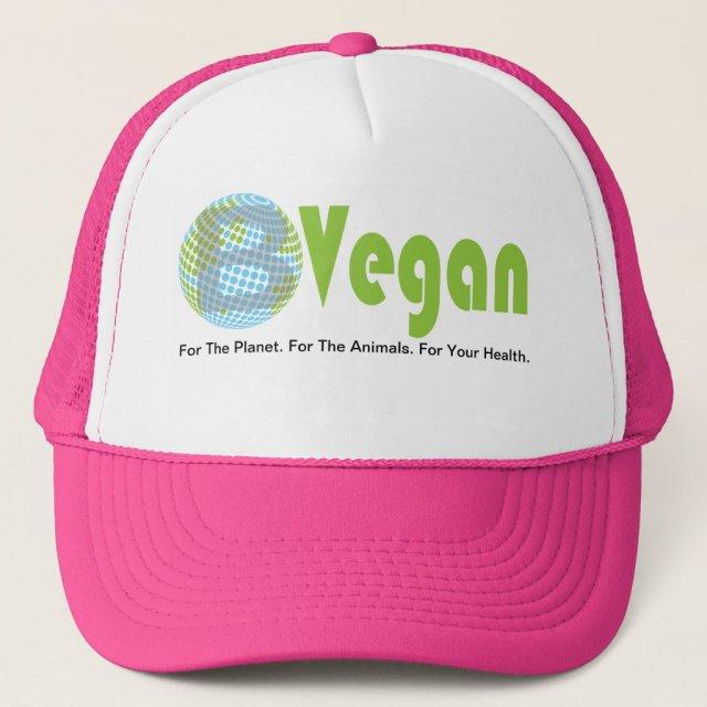 BVegan Trucker Hat