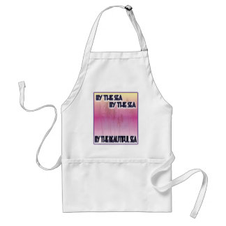 By The Beautiful Sea Aprons