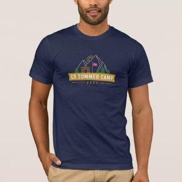 C9 Summer Camp Navy Unisex T-Shirt