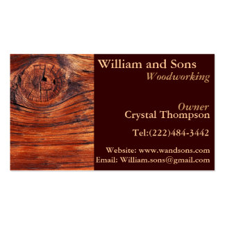 Business Cards Kitchen Cabinets