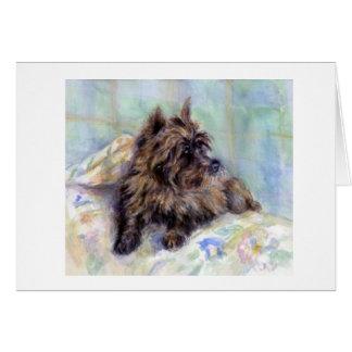 Dog Portrait Cards Zazzle