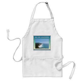 California Big Sur Ocean View II Apron