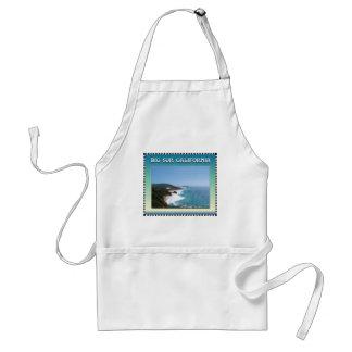 California Big Sur Ocean View II Apron