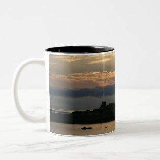 California Coastline - Carmel Sunset - Mug mug