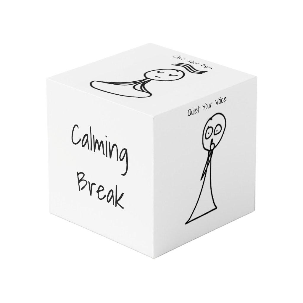 Calming Cube
