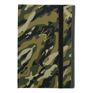 Camo iPad Mini 4 Case