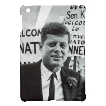 Candidate Kennedy iPad Mini Case