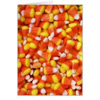 Candy Corn Card