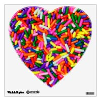 Candy Wall Decals & Wall Stickers | Zazzle