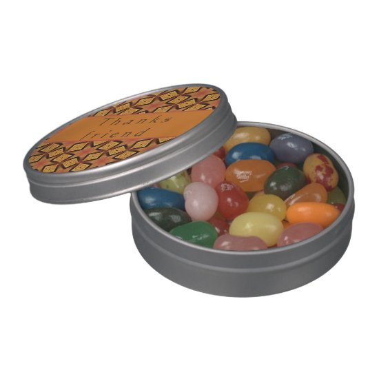 Candy Tin Personalized Cute Party Favor Fun Bday