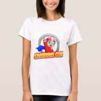 Cannon Cat Light Women's T-shirt! T-Shirt
