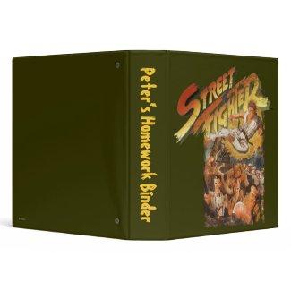 Capcom Exclusive binder