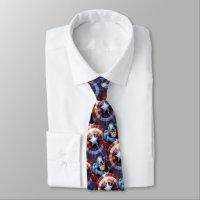Captain America Assemble Tie | Zazzle