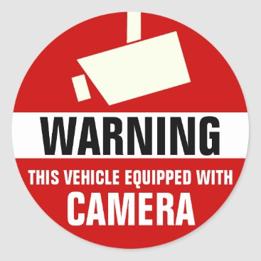 Car / Truck / Vehicle Camera Stickers