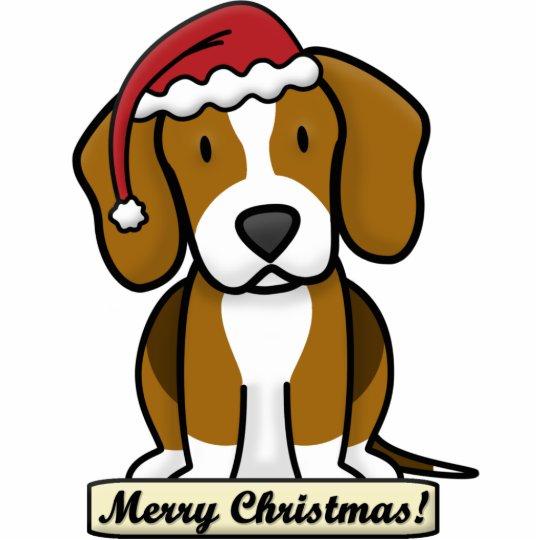 Beagle Christmas Ornaments