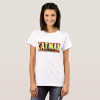 CAT-MAN T-Shirt