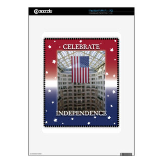 Celebrate Independence Decals For The iPad