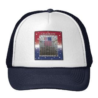 Celebrate Independence Mesh Hat