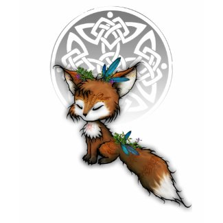 Celtic Spirit Fox shirt
