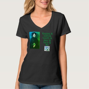 Chain of Tradition of Women Rabbis T-Shirt