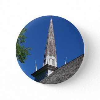 Chapel Steeple Button button