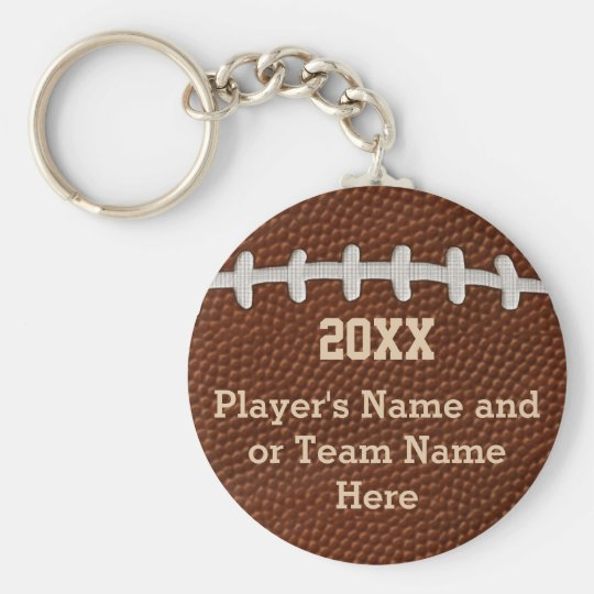 cheap personalized football gifts