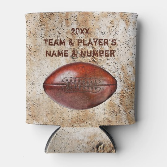 cheap personalized football team