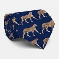 Cheetah Ties