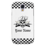 Chef Skull and Flame 2: Personalized Galaxy S4 Cover