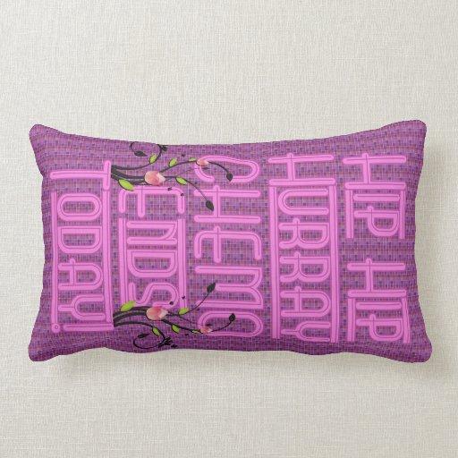 Chemo Cancer Pillow   Zazzle