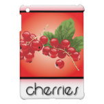 Cherries ipad mini cases