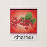 Cherries puzzles