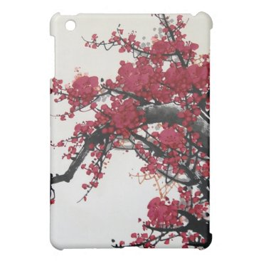 Cherry Blossom - Chinese Painting iPad Case