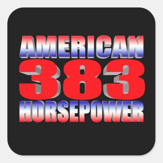 383 Stroker Stickers
