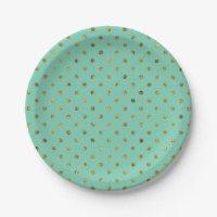 Paper Plates & Disposable Plate Designs | Zazzle