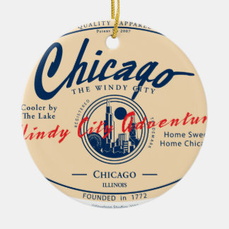 chicago christmas ornament ferris wheel chicago christmas ornament windy city - Chicago Christmas Ornaments
