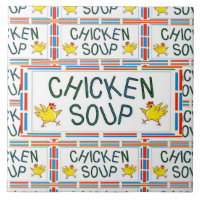 Chicken Soup Tile