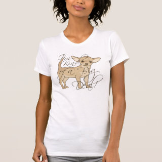 Chihuahua Dog is a Big Deal T-Shirt